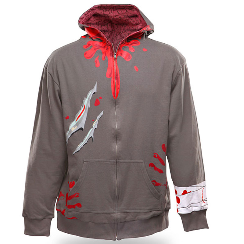 Gag Gifts - Zombie Attack Hoodie