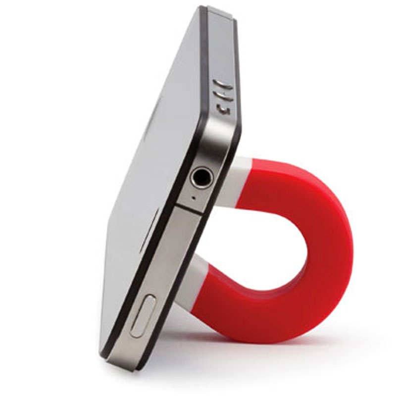 Gag Gifts - iMag Magnet Stand For Phones and Laptops